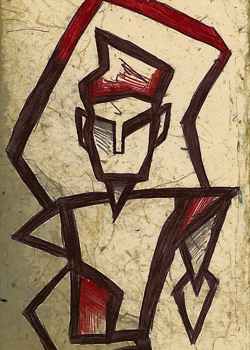 Red Man 91768