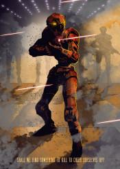 droid scifi gaming hunter killer hk47