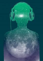 music space art design