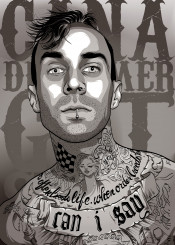 travis barker blink 182 drummer can a drummer get some music legend
