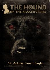 hound mystery holmes thriller england literature illustration victorian vintage