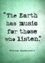 quote quotes word text life dream poem poet writing vintage retro shakespeare earth nature music