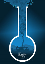 illustration tv smoke heisenberg breakingbad fanart breaking bad meth blue poster minimal walter whi