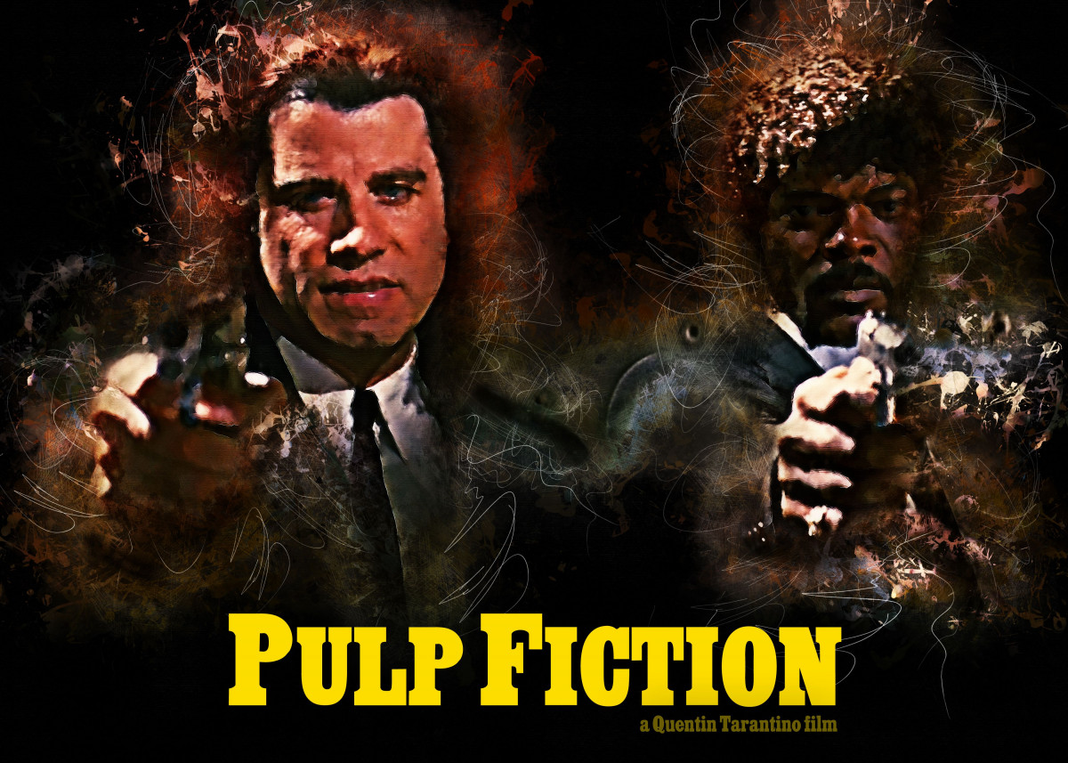 a comparison of fight club and pulp fiction
