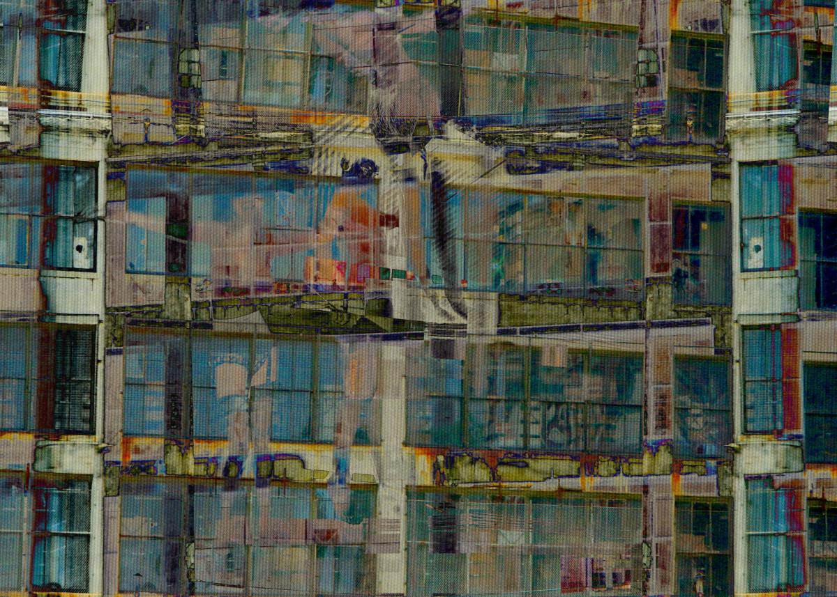 Fractured Landscape IV 112576