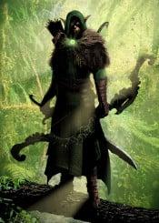 elf wood woodland strider ranger