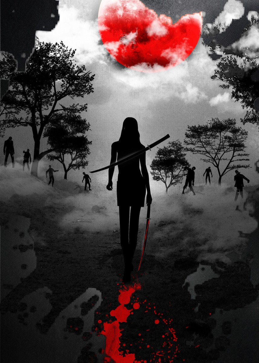 Fearless!! Zombie Apocalypse Design: What will you do when the Zombie