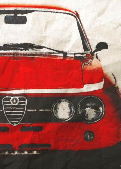 Fernando Vieira Classic Cars   Displate Prints on Steel