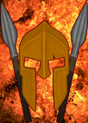 300 movie spear helmet spartan greek mythology fighter