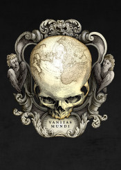 skull metaphor philosophy allegory mysticism humanity life death