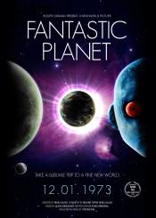 fantastic planet animation french cult classic scifi science fiction movie film space alien retro