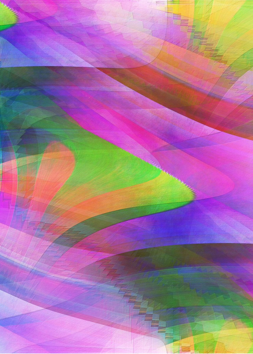 fresh abstract waves for good vibrations 125350