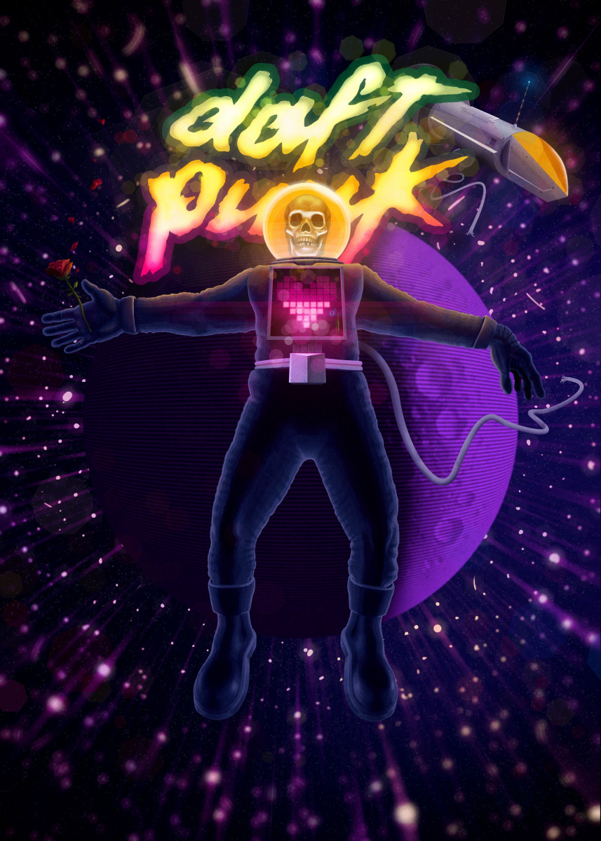 Daft Punk: Music From Outer Space