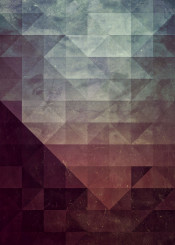 dark red diamond color geometry abstract