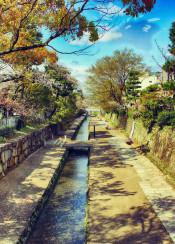 japan kyoto river