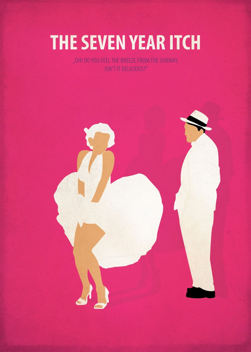 The Seven Year Itch 130841