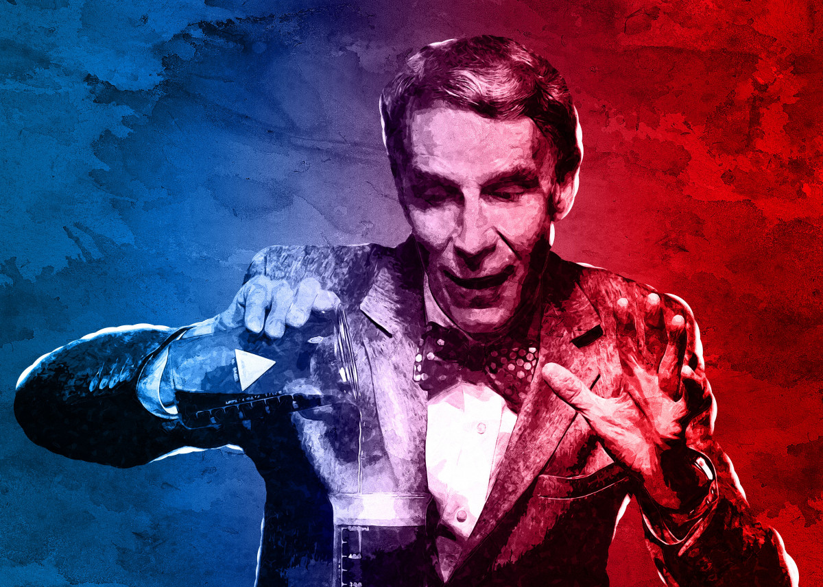 Bill Nye the Science Guy - Into the Void Science - Inspiring Science a
