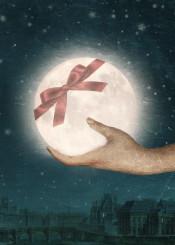 moon love universe star gift