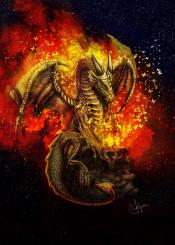 dragon light fire