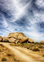 joshua park national california desert mojave landscape sky beautiful