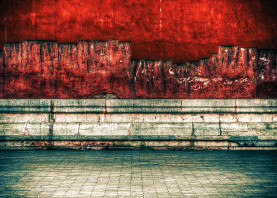 red wall brick decay erosion china beijing forbidden city
