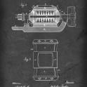 Dynamo Electric Machine - Patent by N. Tesla - 1887