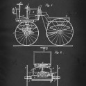 Road Engine - Patent by G. B. Selden - 1895