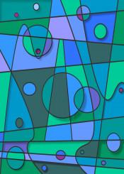 blues purples greens sea ocean undersea