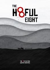 hateful eight tarantino quentin h8ful