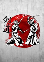 kendo samurai katana japan japanese marialarts martial arts artist warrior fighter budo bushido kendoka