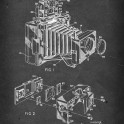 Photographic Camera Accessory - Patent by H. A. Bing - 1966