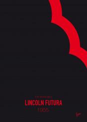lincoln futura 1955 minimal minimalism minimalist famous car colors chungkong movie