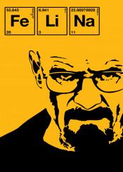 felina breakingbad tvseries movies illustration yellow walterwhite