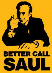 bettercallsaul breakingbad tvseries illustration yellow