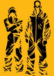 breakingbad pinkman walterwhite heisenberg yellow character