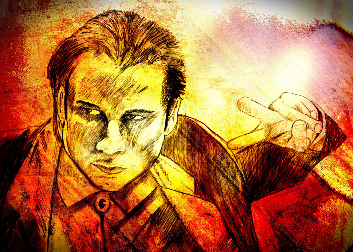 Vincent Vega from Pulp Fiction. 157940