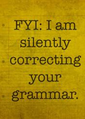 grammar teacher dorm english school professor student college writing journalism rude humor paper writer funny