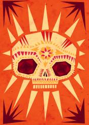 skull mexico sugar sweet death