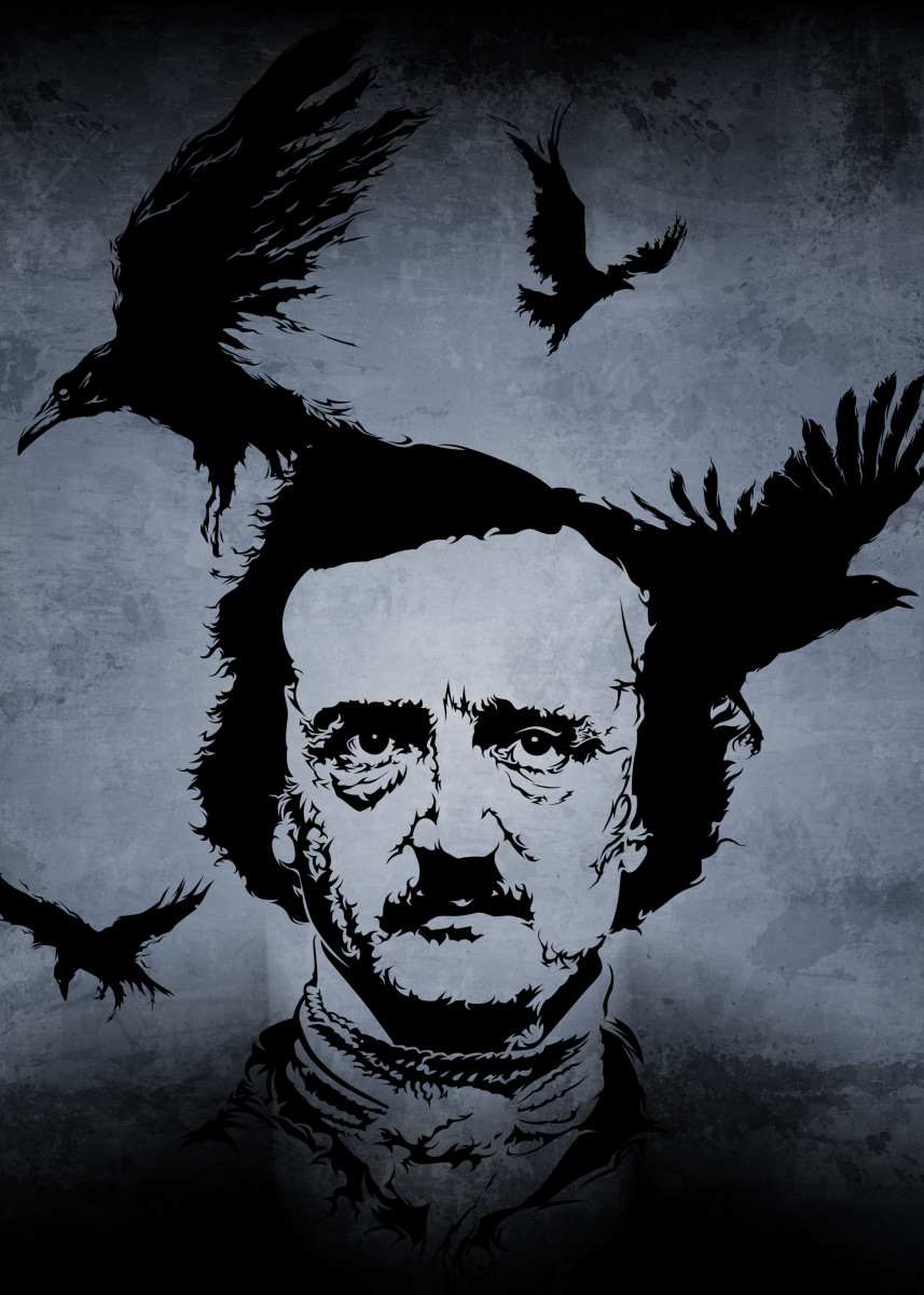 comparison of edgar allan poe s the Biography of edgar allan poe edgar allan poe is a person of many characters who has the ability to draw the audiences' attention towards him due to this, poe became physically and mentally ill many people think that poe's writing was a way of expressing his anger over his illness.