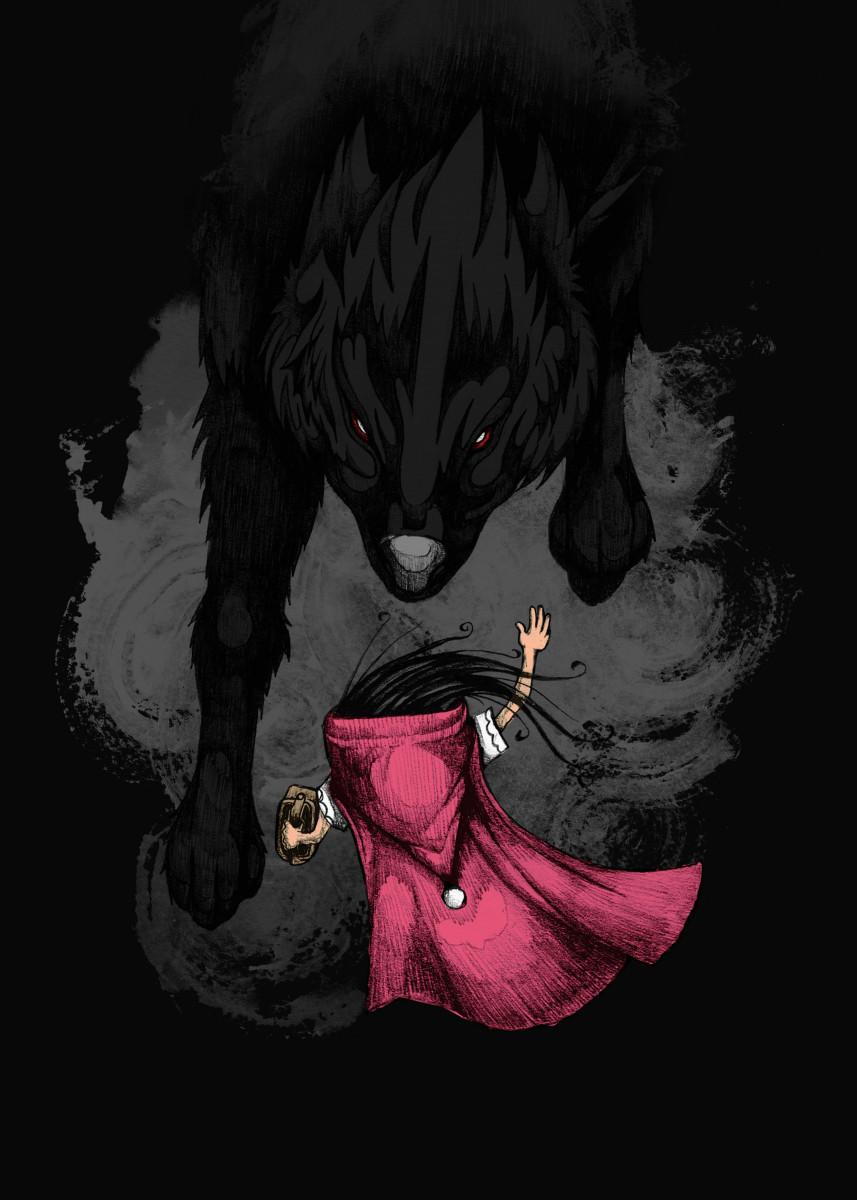 Big Bad Wolf. 169020