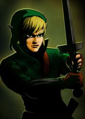 link legends zelda nintendo classic gaming character video game