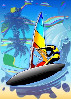 windsurfer windsurf sports summer summersports summertime summerfun perfectwave wave oceanwave sea cowabunga dude cowabungadude summerleisure leisure tropical tropics palmtrees nature wild sail beachlife water wind game fun oceanlovers beachlovers surf surfer sailing freedom breeze oceanbreeze sealovers champion windsurfchampion surfing