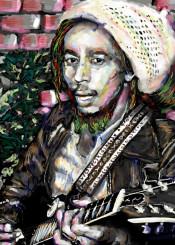 marley bobmarley reggae reggaemusic marleyart