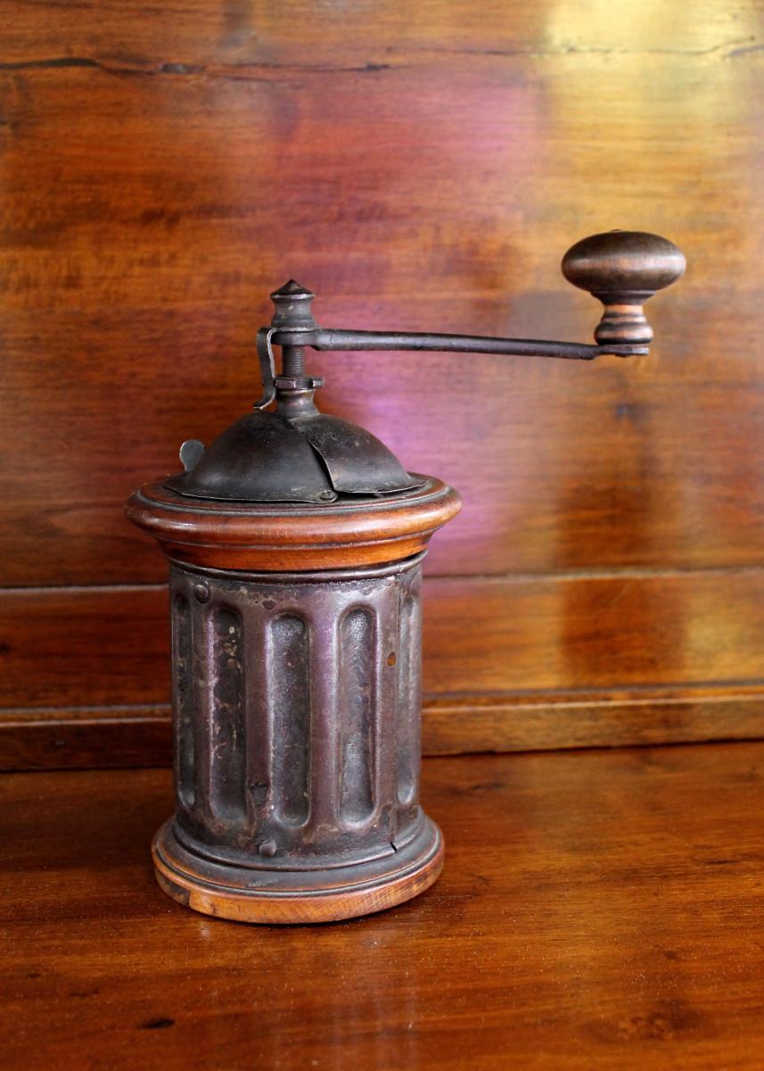 old coffee grinder 177923