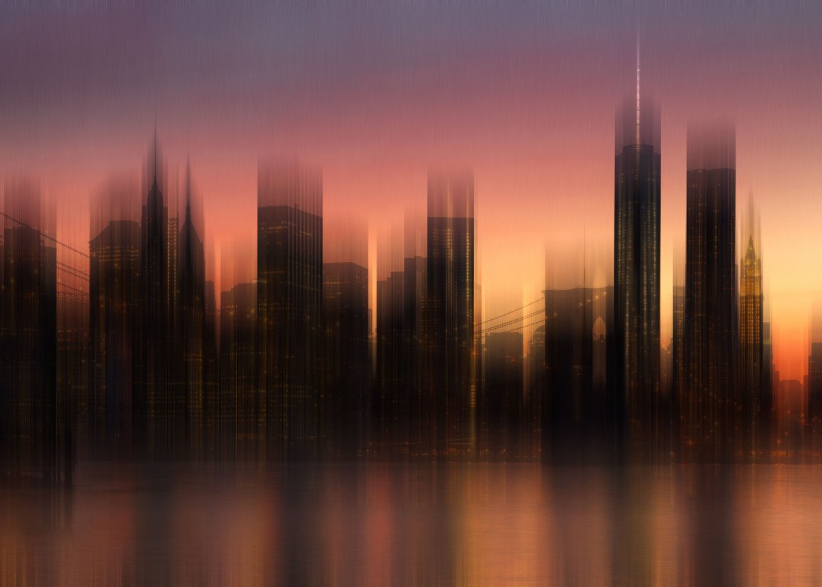 DREAM CITY 01 - Manhattan Skyline, New York 179617