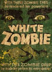horror bmovie vintagehorror vintagemovieposter vinateposter retro vintage retroposter horrormovie zombie original zombiemovie whitezombie zombies cool awesome vintageposter horrorfilm filmposter vintagefilmposter
