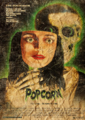 horror horrormovie vintage vintagehorror vintageposter vintagemovie bmovie scary scarymovie murder goth emo punk skeleton popcorn retro retroposter retromovies retromovie