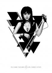 katy music celebrity singer poster black white minimal minimalist artwork design minimalism illustration art graphic pop star