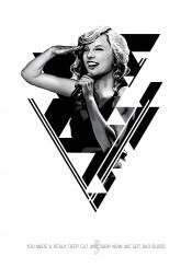 swizzle tay swift music celebrity singer poster black white minimal minimalist artwork design minimalism illustration art graphic pop star