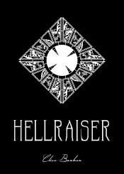 hellraiser thebox box clivebarker beegeedoubleyou black white
